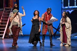 La comédie musicale «Hair» est recréée à Fribourg