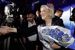 «La pire chose pour Marine Le Pen»
