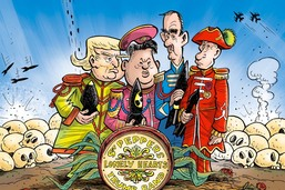 Sgt. Pepper's Lonely Hearts Trump Band