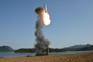 La Corée du Nord a effectué un nouveau tir de projectile