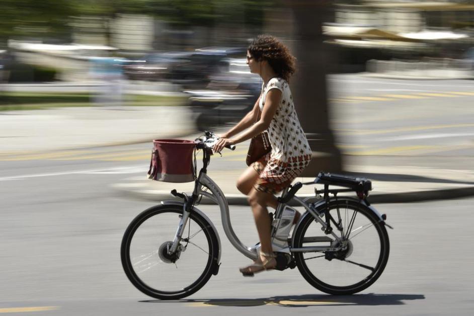 Des vélos plus rapides qu'il n'y paraît