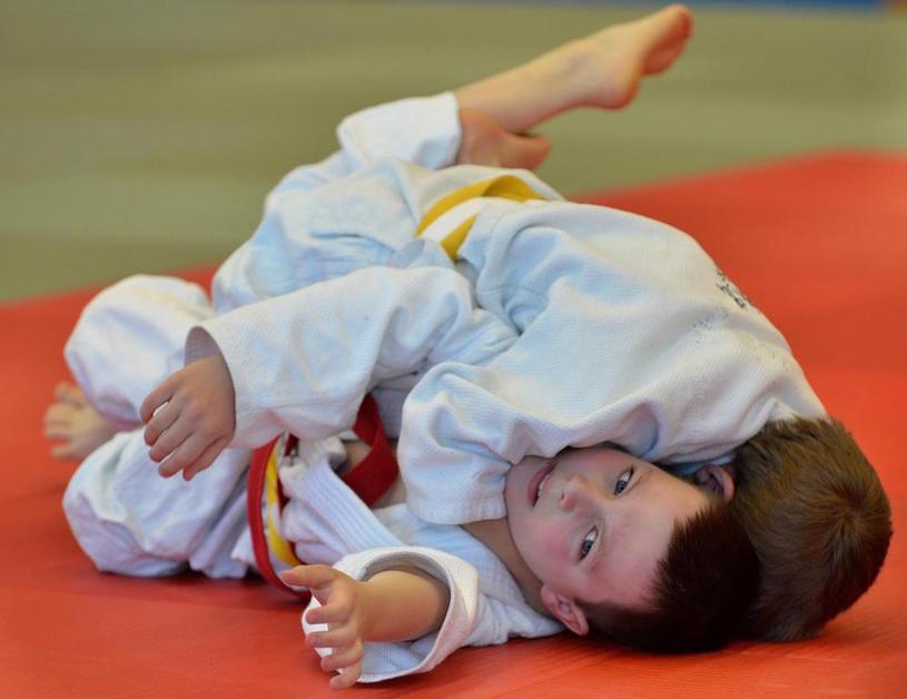 Championnats fribourgeois de Judo