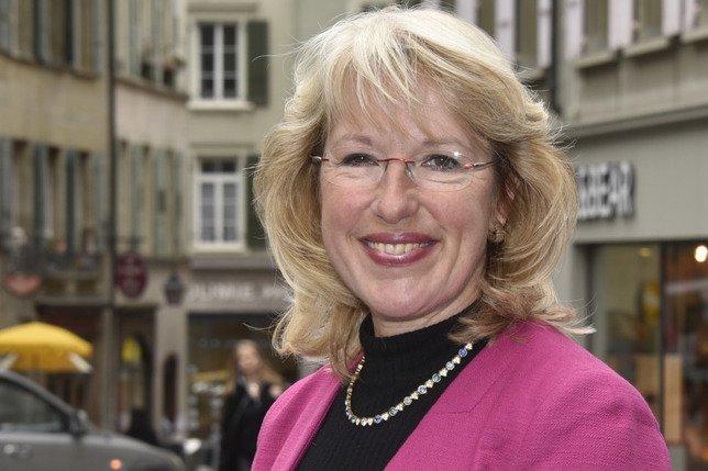 Conseil fédéral: Jacqueline de Quattro se lance dans la course