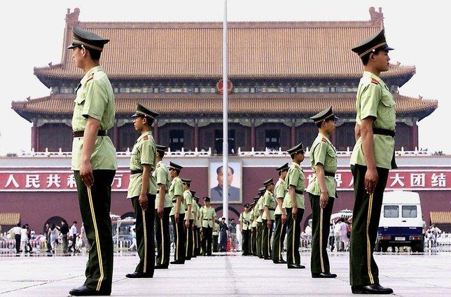 Une Chine au pas, mais qui influence tellement ses voisins. © Keystone