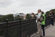 Ces touristes qui visitent Fribourg