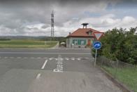 Signalisation routière modifiée à Trey