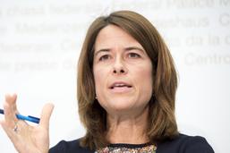 La présidente du PLR Petra Gössi exclut une candidature unique