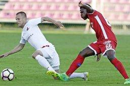 Le FC Sion s'est effondré en Lituanie