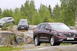 Le SUV coréen de Renault s'affirme et monte en grade