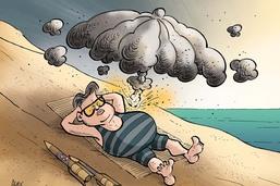 Les vacances de Monsieur Kim Jong-un