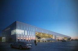Le chantier de l'aéroport est lancé