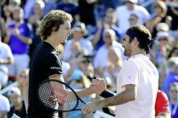 Défaite sans appel pour Federer