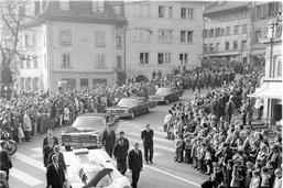 La Porsche mythique de Jo Siffert vendue aux enchères en Californie