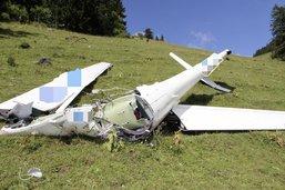 Crash d'un planeur dans un pâturage à Corbières: un mort