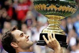 Federer se rassure avant Wimbledon