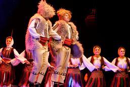 Les Rencontres de folklore internationales ont trouvé leur public