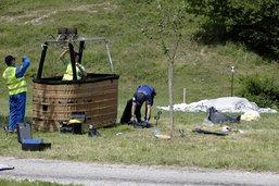 Accident de ballon à Montbovon: les vols n'étaient pas commerciaux