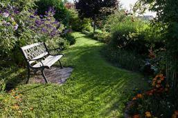 Un jardin de 3000 m2 ouvert au public