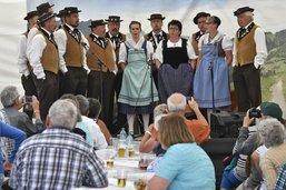 Près de 1000 amateurs de musique folklorique à Charmey