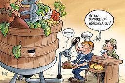Mode culinaire: la customisation des produits du terroir
