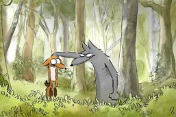 Dur, dur d'être un renard