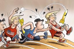 Championnat du monde de relais 2017