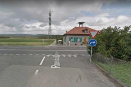 Signalisation routière modifiée à Granges-sous-Trey