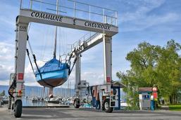 Le port de Chevroux fera peau neuve