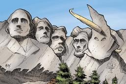 Les grands présidents de l'Amérique
