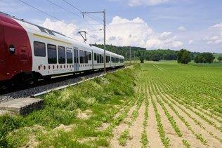 Les trains circulent à nouveau entre Rosé et Chénens