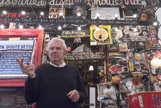 France: Le Magasin de Ben restauré par le Centre Pompidou