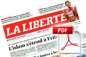 La Liberté en PDF