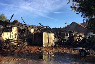 Incendies dans la Broye: suspect interpellé