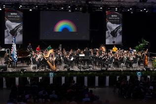 La Concordia au World Music Contest 2017
