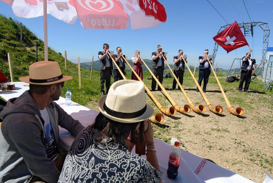 Première édition du Suisse Folklore Festival