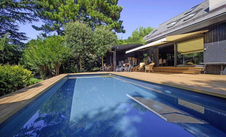 La piscine privative n est plus un luxe la libert for Construction piscine fribourg
