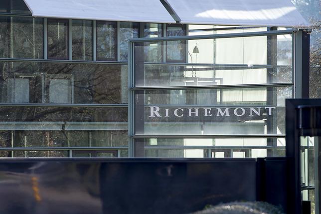 Richemont anticipe une nette hausse de ses résultats semestriels