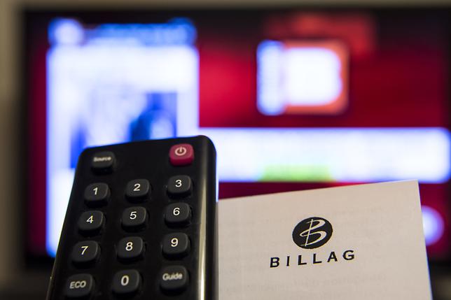 Les ménages ne paieront plus que 365 francs de redevance radio-tv par an dès 2019