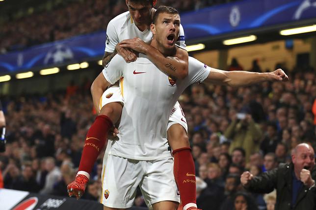 Ligue des champions: Chelsea tenu en échec par la Roma