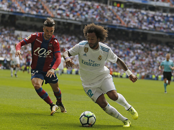 Marcelo prolonge son bail au Real Madrid © KEYSTONE/AP/FRANCISCO SECO