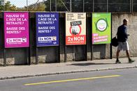 Vaud dit non à la réforme des retraites