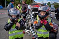 Des motards roulent pour des enfants atteints d'un cancer