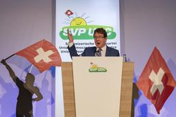 Albert Rösti critique les candidats PLR romands