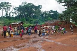 Centrafrique: l'ONU tire la sonnette d'alarme auprès de la Suisse