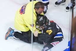 Yannick Rathgeb blessé à l'épaule