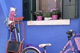 Burano, couleurs du temps arrêté