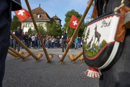 Les traditions attirent les foules à Ependes