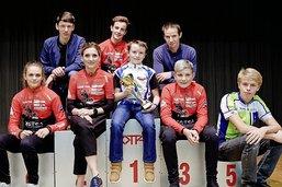 Les vainqueurs du Tour du canton honorés à Planfayon