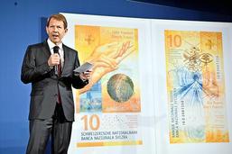 Un nouveau billet de 10 francs