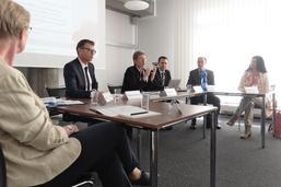 L'Université de Fribourg mise sur l'interdisciplinarité